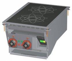 Kuchnia stołowa indukcyjna RM Gastro PCID - 74 ETD