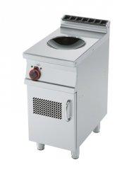 Kuchnia elektr. indukcyjna WOK zszafką RM Gastro PCIW - 74 ET