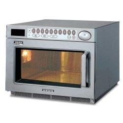 kuchenka mikrofalowa 1850 W elektroniczna