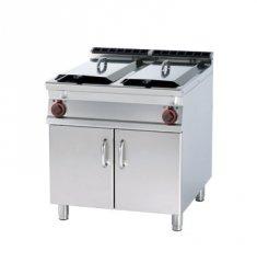 Frytownica podwójna gazowa RM Gastro F2/25 - 98 G