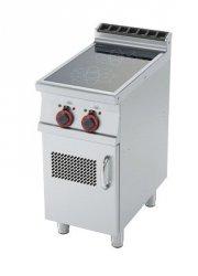 Kuchnia elektr. indukcyjna zszafką RM Gastro PCI - 74 ET