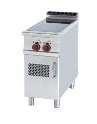Kuchnia indukcyjna zszafką RM Gastro PCI - 94 ET