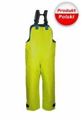 Spodnie ogrodniczki wodoochronne 003