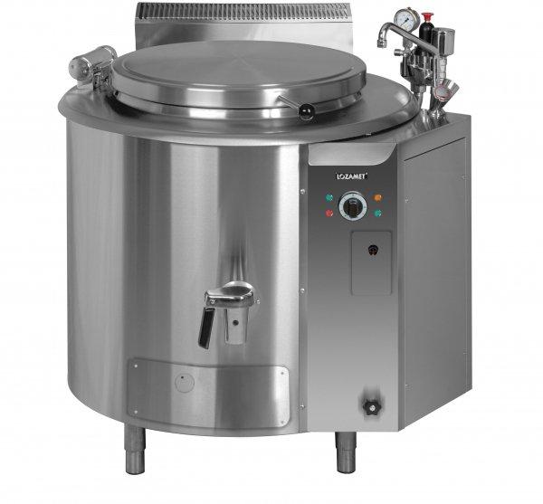 Kocioł warzelny gazowy ( pojemność 150 l ) wkg Lozamet
