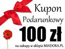 Bon Podarunkowy - 100 zł
