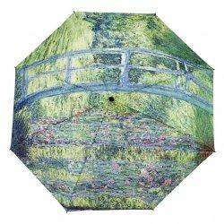 Claude Monet - Japoński mostek - składana parasolka Galleria