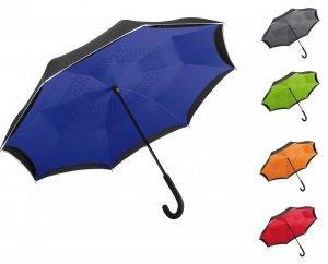FARE®-Contrary - kolory - parasol składany odwrotnie
