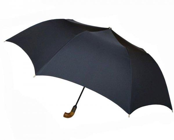Samson - parasol męski dwusekcyjny full-auto 122 cm