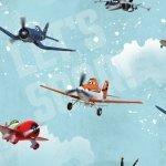 Tapeta Samoloty Planes Disney