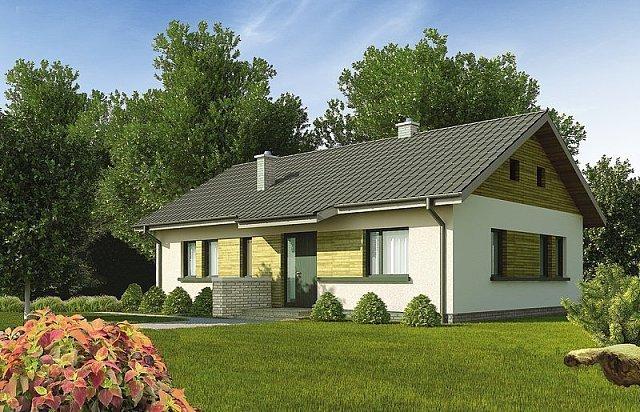 проекты красивых домов до 100 кв м