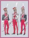 Wojsko Polskie w służbie Napoleona. Gwardia: szwoleżerowie, Tatarzy, eklererzy, grenadierzy