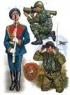 Współczesne rosyjskie wojska lądowe, 1992-2016