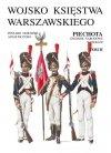 Wojsko Księstwa Warszawskiego. Piechota, gwardie narodowe