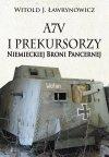 A7V i Prekursorzy Niemieckiej Broni Pancernej
