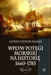 Wpływ potęgi morskiej na historię 1660-1783 Tom II (miękka oprawa)