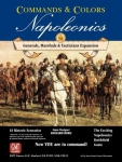 Commands & Colors - Napoleonics Exp. #5 Generals, Marshals & Tacticians