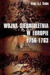Wojna siedmioletnia w Europie 1756-1763 (miękka oprawa)