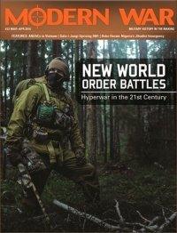 Modern War #22 New World Order Battles