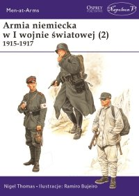 Armia niemiecka w I wojnie światowej (2) 1915-1917