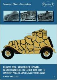 Pojazdy obcej konstrukcji używane w armii niemieckiej w latach 1938-1945 (3)
