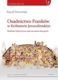 Osadnictwo Franków w Królestwie Jerozolimskim