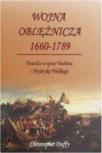 Wojna oblężnicza 1660-1789