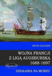 Wojna Francji z Ligą Augsburską 1688-1697. Działania na morzu