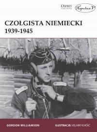 Czołgista niemiecki 1939-1945
