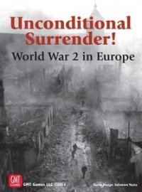 Unconditional Surrender - Mounted Mapboards