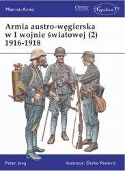 Armia austro-węgierska w I wojnie światowej (2) 1916-1918