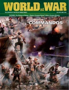World at War #55 Commandos: Europe