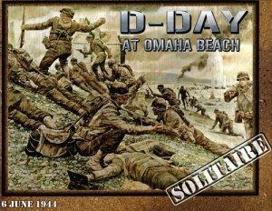 D-Day at Omaha Beach 3rd Printing