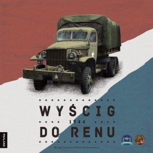 1944: Wyścig do Renu