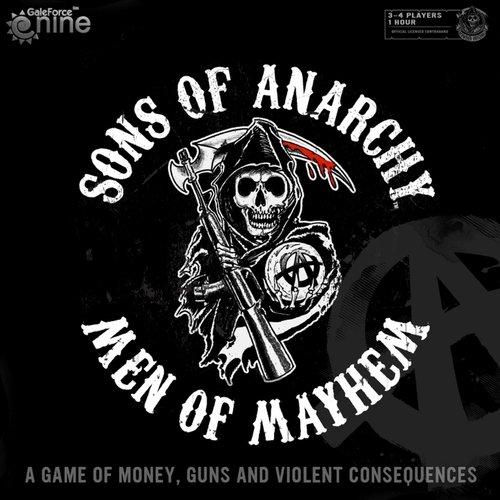 Sons of Anarchy: Men of Mayhem