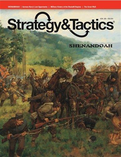 Strategy & Tactics #284 Shenandoah