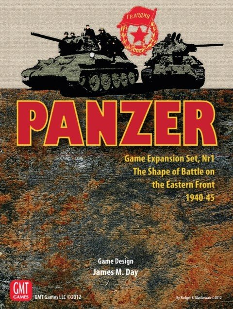 Panzer Expansion #1: The Shape of Battle - The Eastern Front