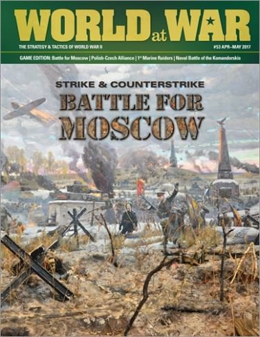 World at War #53 Strike & Counterstrike - Battle for Moscow