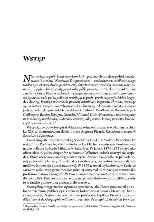 Kawaleria w wojnach Rewolucji i Cesarstwa 1792-1815 tom I