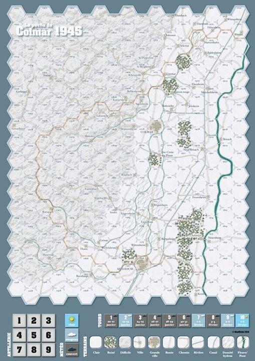 VaeVictis no. 120 Colmar 1945