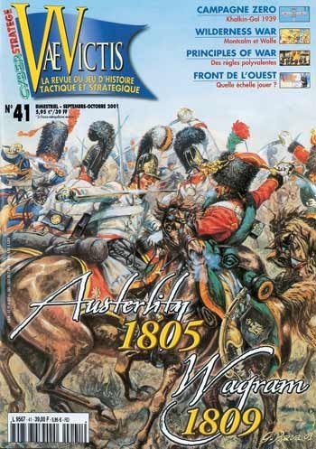 VaeVictis no. 41 Austerlitz 1805 - Wagram 1809