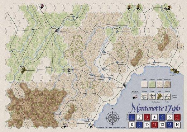 VaeVictis no. 128 Montenotte 1796
