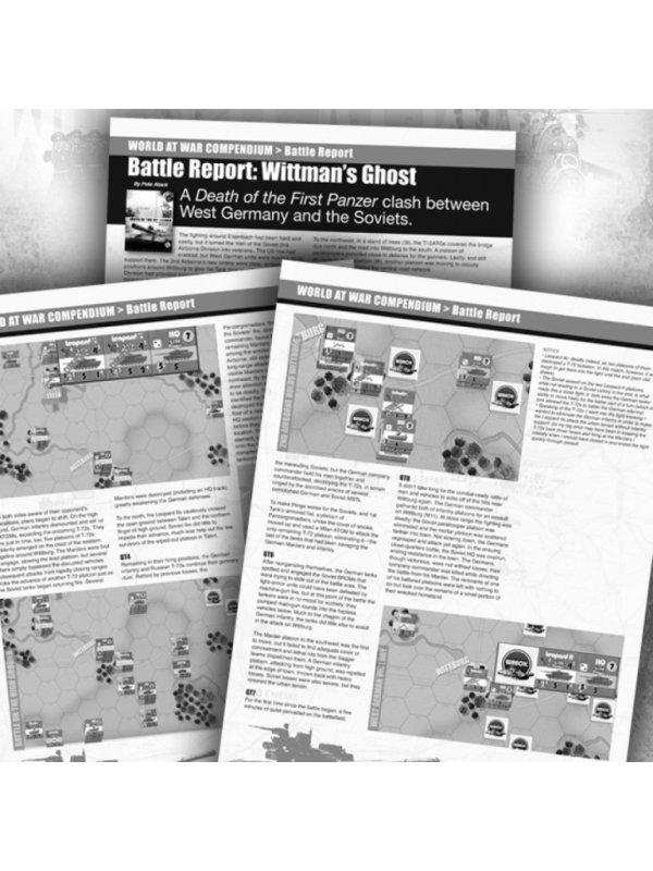 World at War: Compendium Vol. 1