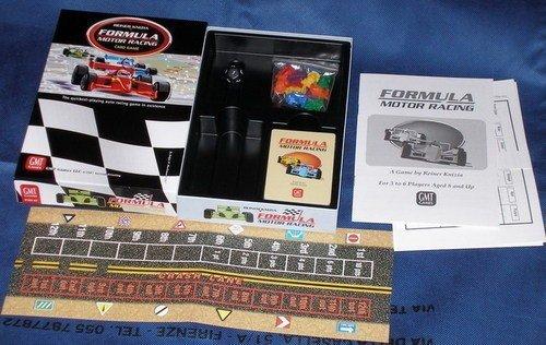 Formula Motor Racing