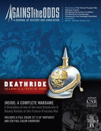 Against the Odds #24 - Deathride: Mars-la-Tour 1870