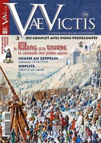 VaeVictis no. 118 de Sang et de Tourbe