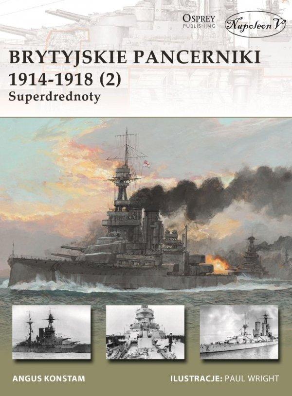 Brytyjskie pancerniki 1914-1918 (2)