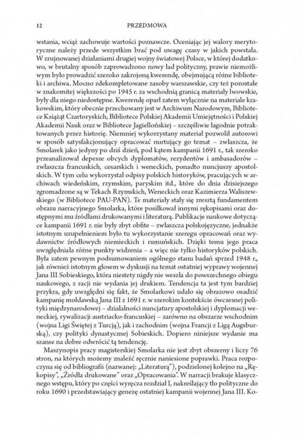 Kampania mołdawska Jana III roku 1691
