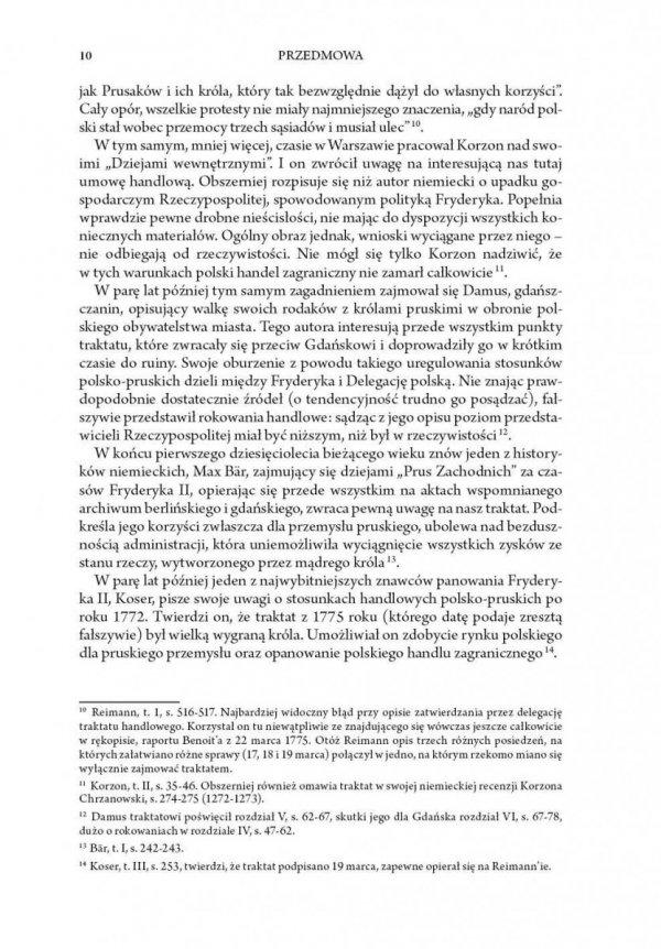 Traktat handlowy polsko-pruski z roku 1775