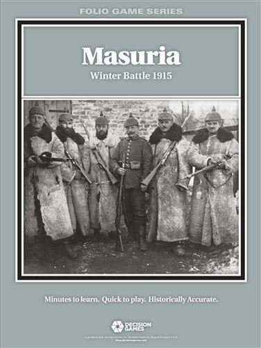 Masuria: Winter Battle 1915