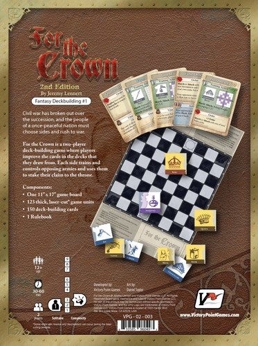 For the Crown 2nd Edition (boxed)